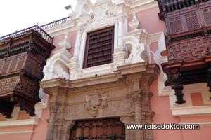 Altstadt von Lima