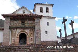 Andahaylillas Kirche