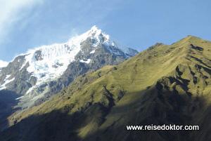 Berge in Peru