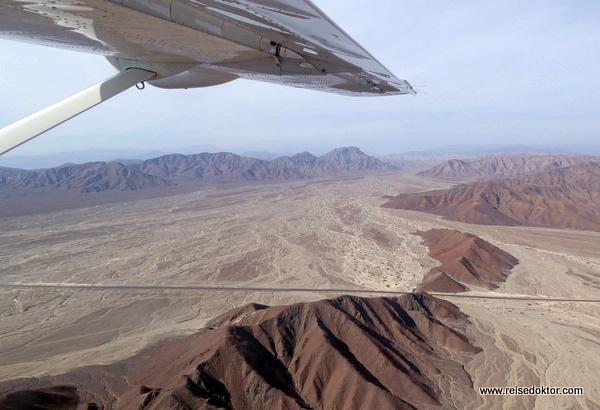 Rundflug Nazca Linien