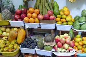Gemüsemarkt in Lima