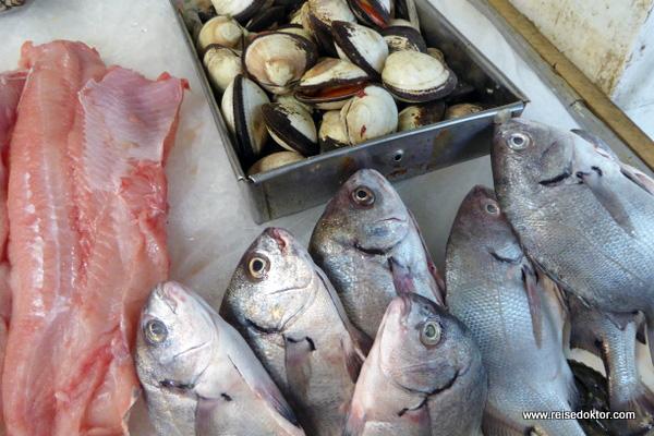 Lima Fischmarkt