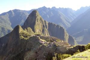 Mein Besuch von Machu Picchu - Peru