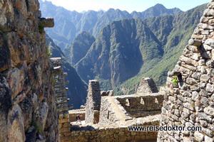 Machu Picchu im Mai