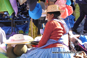 Markt in La Paz