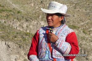 Peru Tracht