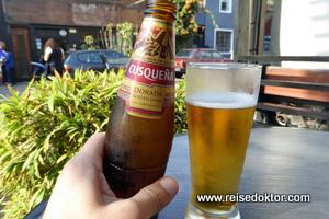 Peruanisches Bier
