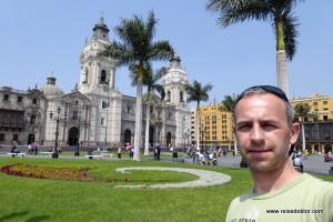 Die Altstadt von Lima - Peru