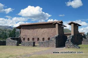 Raqchi Peru