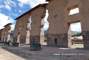 Ruinen Raqchi