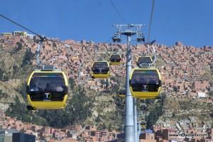 Ein Tag in La Paz - Bolivien