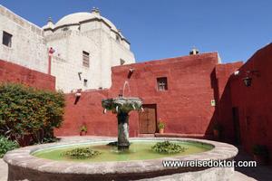 Santa Catalina Kloster, Peru