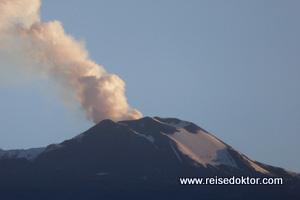 Vulkan Misti in Peru