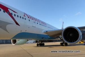 Austrian Boing 777