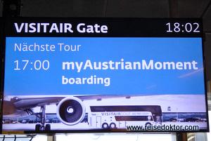 VISITAIR Tour Wien