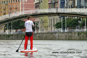 Bilbao Stand Up Paddel