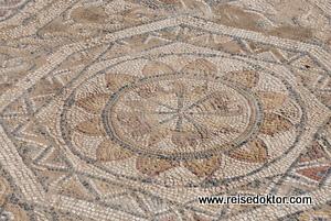 Bodenmosaik Nora Sardinien