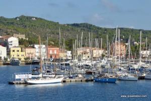 Ankunft auf der Insel San Pietro - Sardinien
