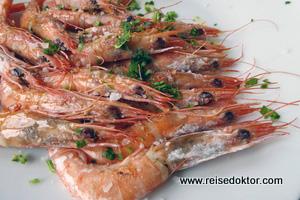 Meeresfrüchte im Baskenland