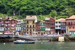 Abschied vom Baskenland im Städtchen Pasaia