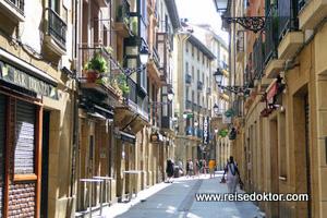 San Sebastián Altstadt