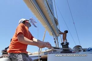 Sardinien - wir stechen mit Italycharter in See