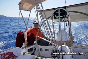 Segelurlaub auf Sardinien