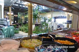 Frühstück im Grand Hotel Brno