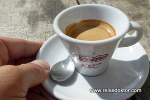 Kaffee in Nikolsburg