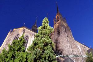 Kathedrale in Brünn