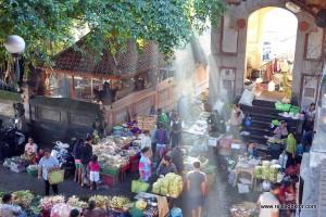 Bali: Marktbesuch in Ubud