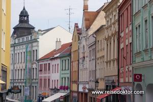 Kroměříž Altstadt