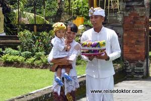Bali: Der Tempel Taman Ayun in Mengwi