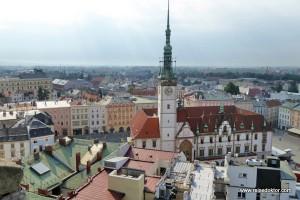 Von Olmütz nach Kroměříž und zurück nach Wien