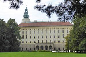 Schlosspark Kroměříž