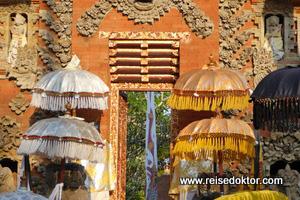 Tempeleingang Bali
