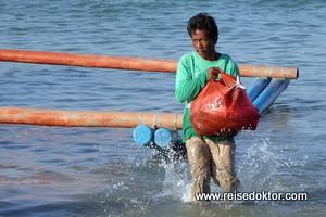 Bali: der Fischmarkt in Jimbaran