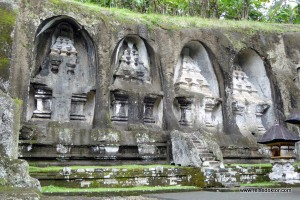 Bali: Gunung Kawi - Elefantenhöhle - Yeh Pulu