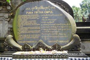 Pura Tirtha Empul