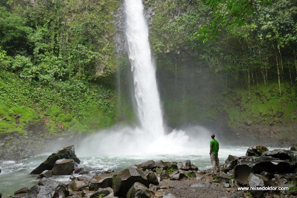 La Fortuna Wasserfall