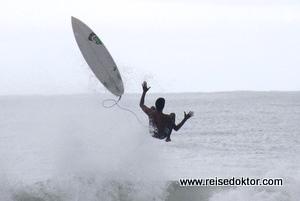 Puerto Viejo Surfer