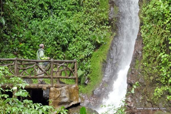 Wasserfall Costa Rica