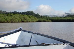 Bootsfahrt Costa Rica