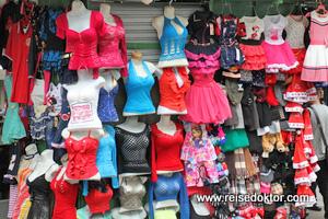Geschäfte in San José