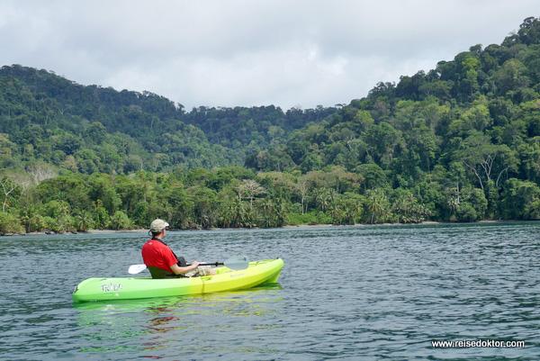 Kajak Costa Rica