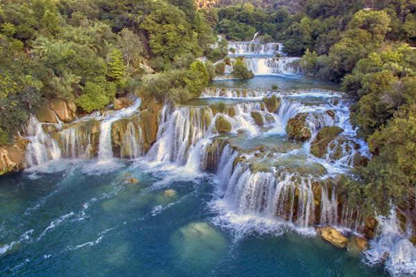 Krka Wasserfälle | Foto: Croatia.hr