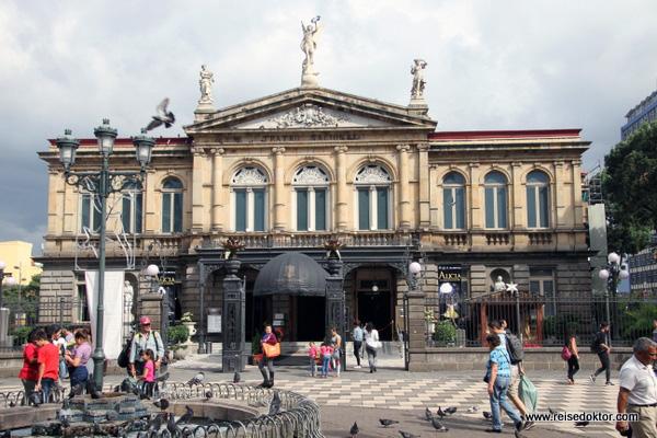 Nationaltheater San José