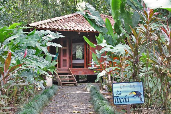 Nicuesa Lodge Cabin