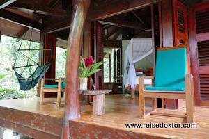 Nicuesa Rainforest Cabin