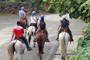Reiten Costa Rica